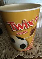 Twix minis - Producto - fr