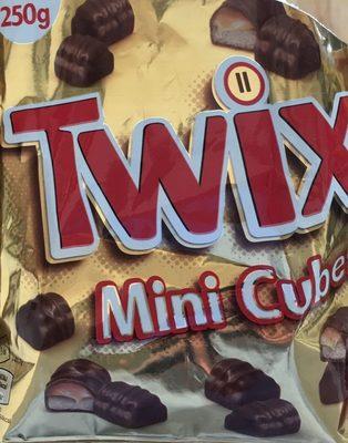 Twix Mini Cubes - Producto - fr