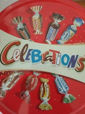 Chocolats assortiment Célébrations - Product