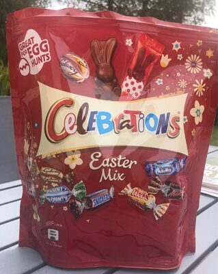Celebrations Easter mix - Produit - en
