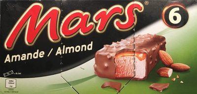 Mars glacé amande - Produit - fr