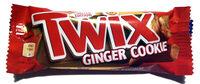 Twix Ginger cookie - Prodotto - fi