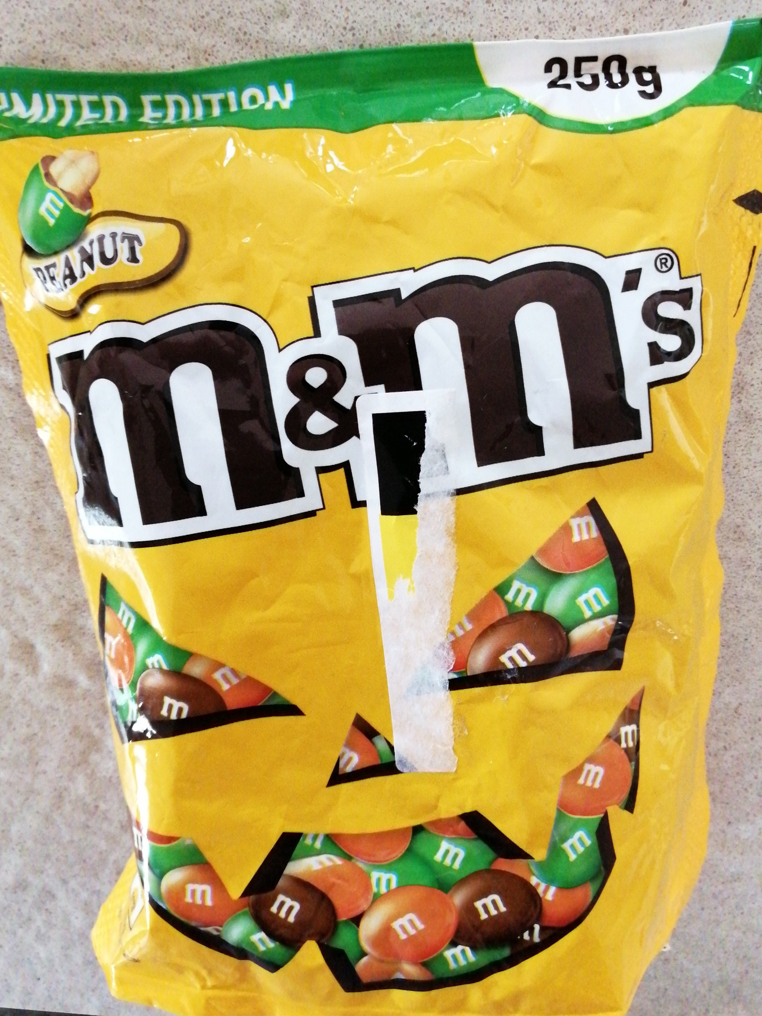 M&M Limited Edition - Product - en