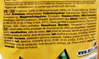 M&M Limited Edition - Ingredients - en