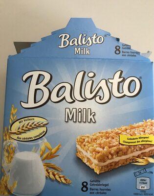 Balisto Milk - Produit