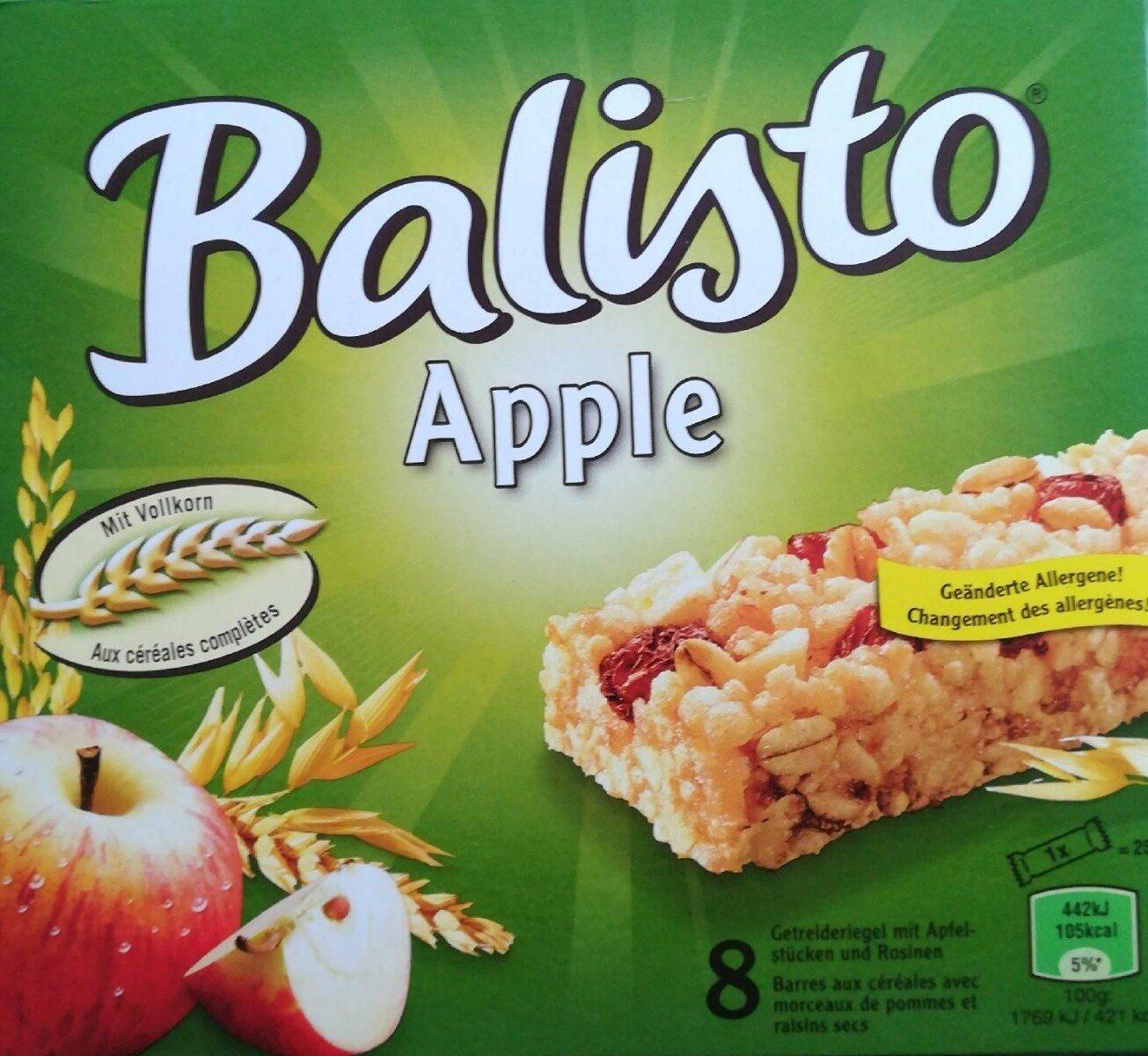 Balisto apple - Produit