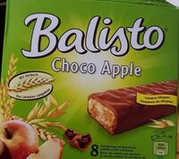 Balisto choco Apple - Produit