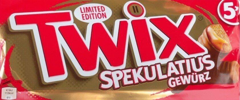 Twix Spekulatius Gewürz - Produkt - de