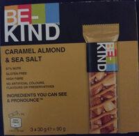Caramel Almond & Sea Salt - Product - en