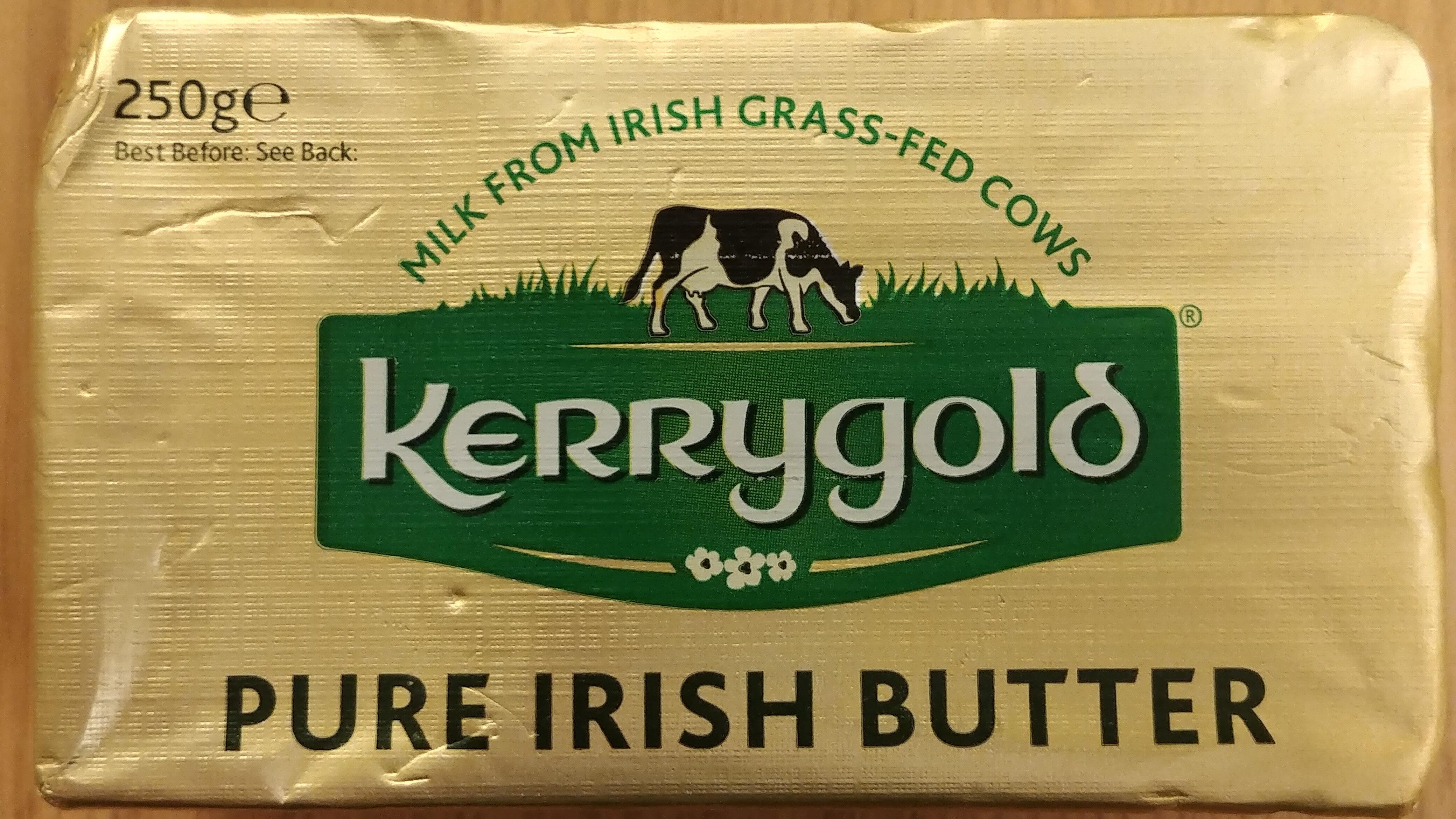 Pure Irish Butter - Product - en