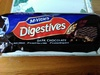 Digestives Dark Chocolate - Product