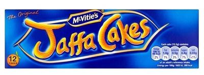 McVitie's Jaffa Cakes - Product - en