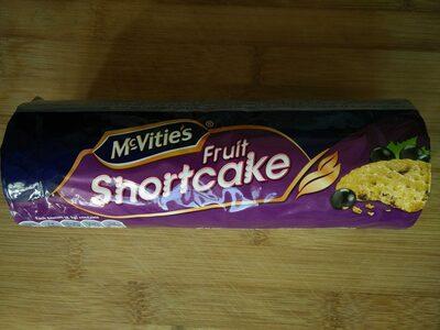 Fruit shortcake - Produit