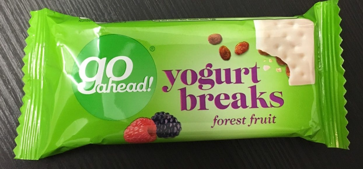 Yogurt Breaks Forest Fruit - Product