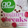 Yogurt Breaks Raspberry - Product