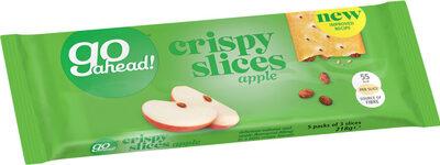 Go Ahead! Crispy Slices Apple - Produit - en
