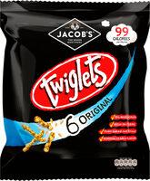 6 Twiglets Original - Produit - en