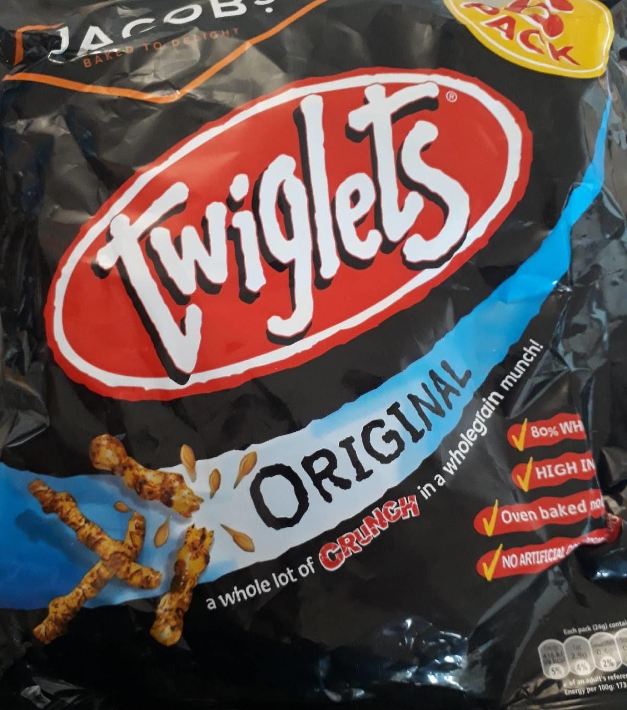 Twiglets Original - Produit