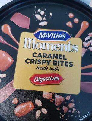 Caramel crispy bites - Product - en