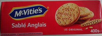 Sablé Anglais The Original - Product - fr