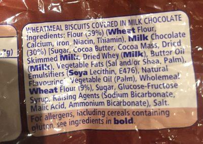 Digestives - Ingredients - en