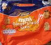 McVitie's Mini Gingerbread Men 6 Packs - Product