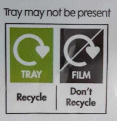 Best of British Apples - Recyclinginstructies en / of verpakkingsinformatie - en
