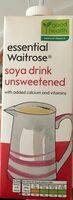 soya drink unsweetened - Product