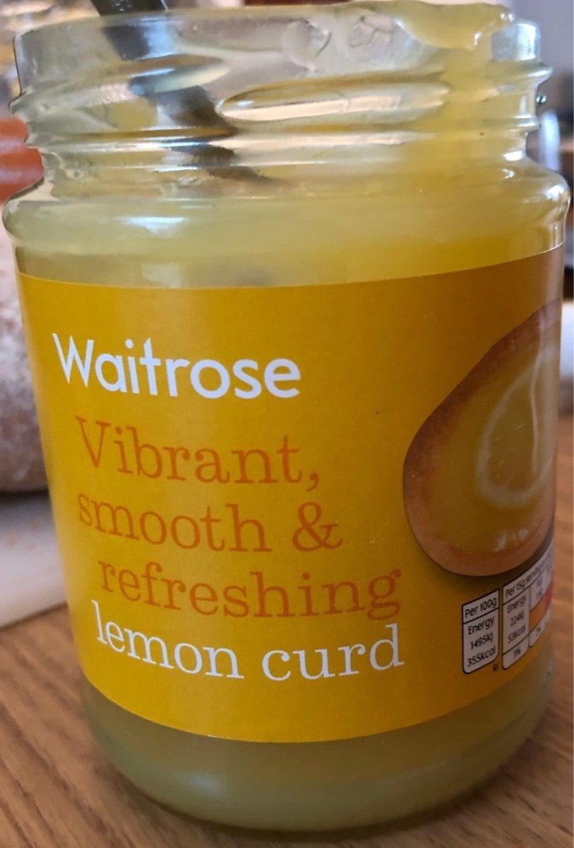 Lemon curd - Product - en