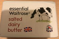 Salted Dairy Butter - Product