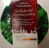 Richly Fruited Christmas Pudding - Produit