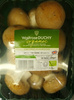 Organic chestnut mushrooms - Produit