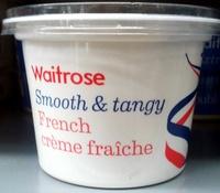 French crème fraîche - Product