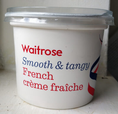 French Crème fraîche - Prodotto - en