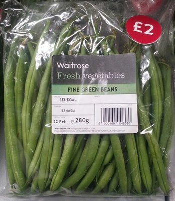 Fine Green Beans - Product - en