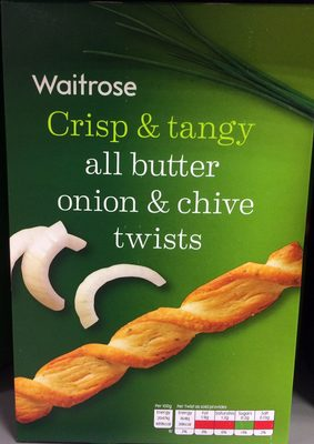 Crisps and tangy - Product - en