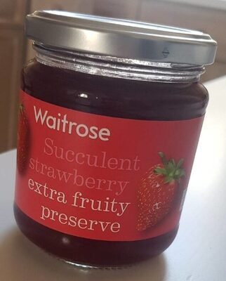 Strawberry preserve - Product - en