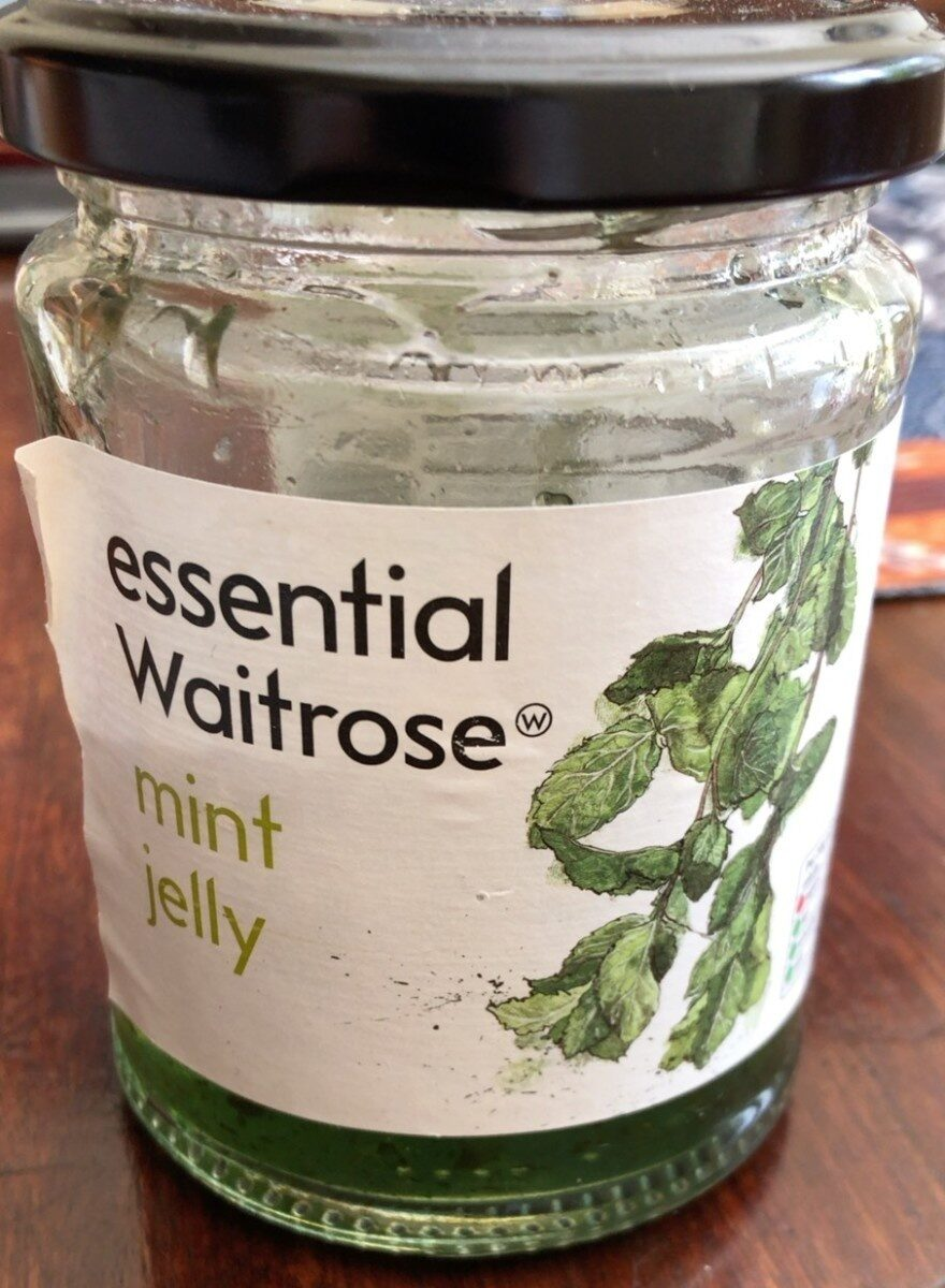 Mint jelly - Product - fr