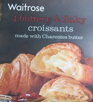 Croissants Made with Charentes Butter - Product