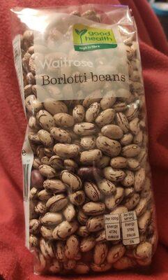 Borlotti beans - Product - en