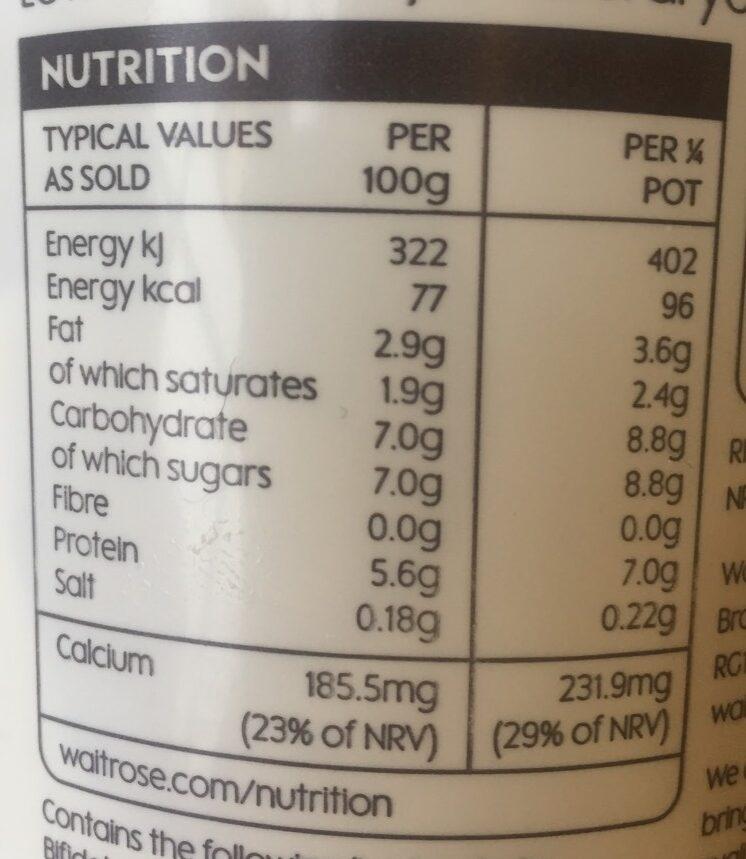 Pink Grapefruit Juice - Voedingswaarden