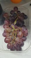 Red seedless grapes - Product - en