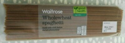 Wholewheat spaghetti - Producte