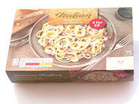 Italian Spaghetti Carbonara - Product