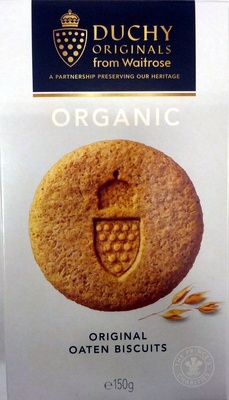 Oaten biscuits - Product