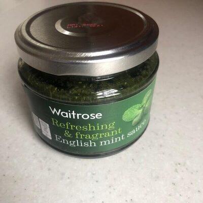 English mint sauce - Product