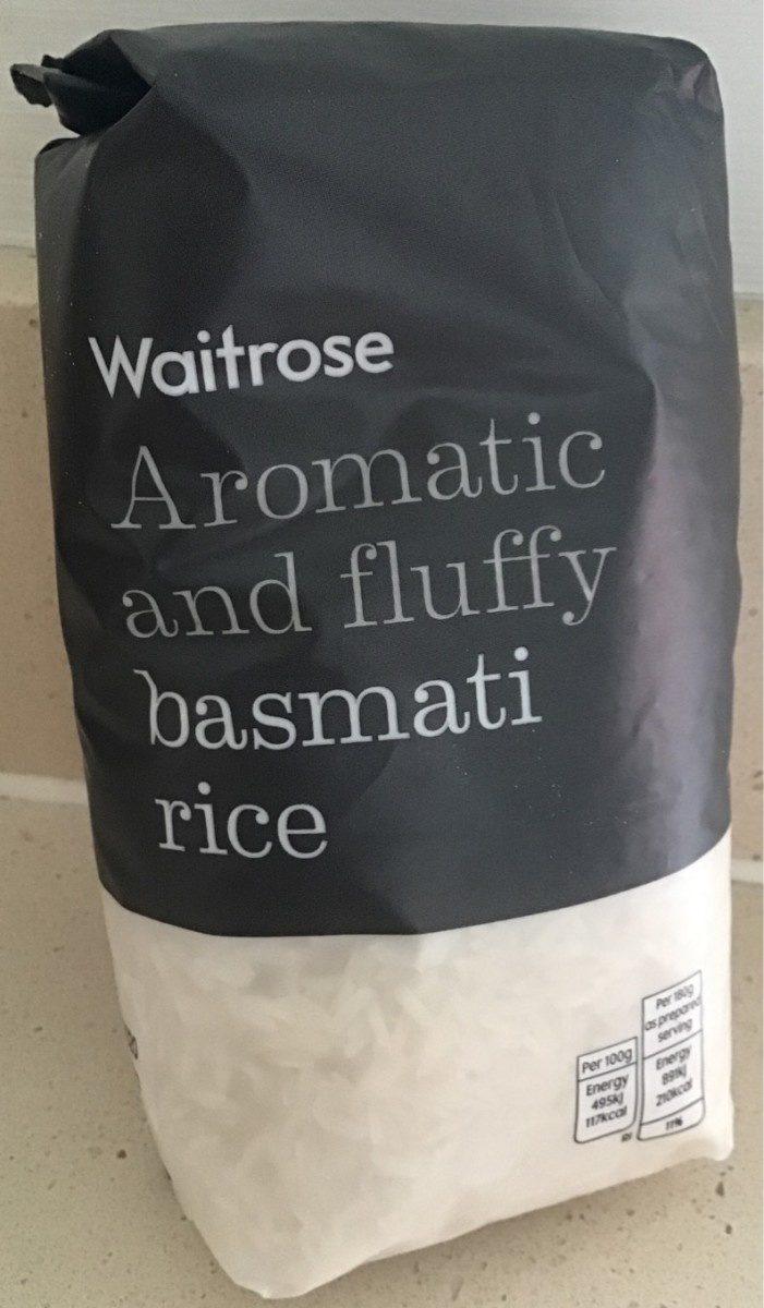 Basmati Aromatic Rice - Product - fr