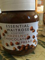 Hazelnut chocolate spread - Produit - en