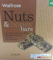 Nuts and honey bars - Product