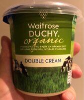 Duchy Organic Double Cream - Product - en
